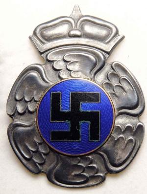 finlandia barbarroja ilmavoimat pilotos esvastica 1945 Segunda Guerra Mundial sgm
