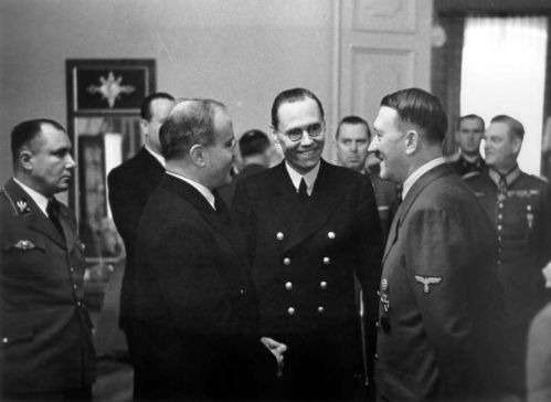 hitler molotov in berlin november 1940