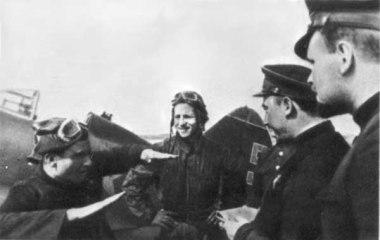Polikarpov as de la caza, Brinko. Fuerza aérea Roja.