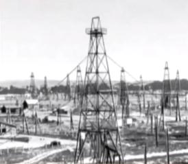 ploesti oil refinery
