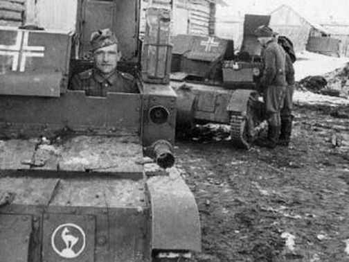 t-27 capturado wehrmacht
