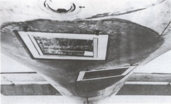 junkers ju-86p2 camaras ventrales