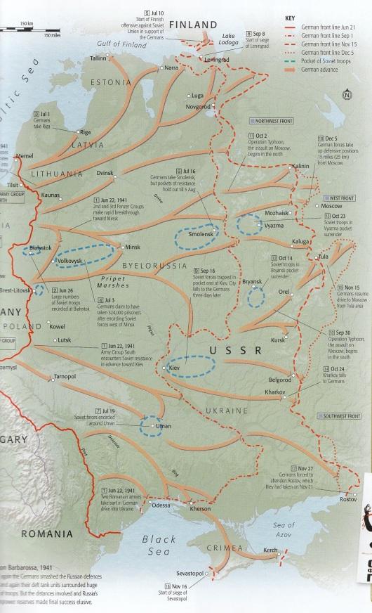 mapa batallas cerco
