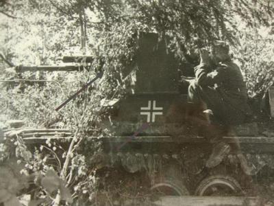 panzerjaeger I camuflado