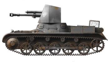 panzerjaeger I perfil