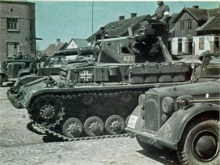 panzer iv eastern prussia 1941