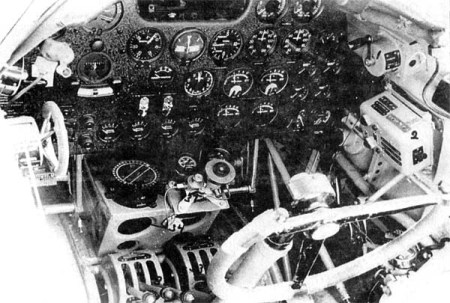 sb-2 instrument panel