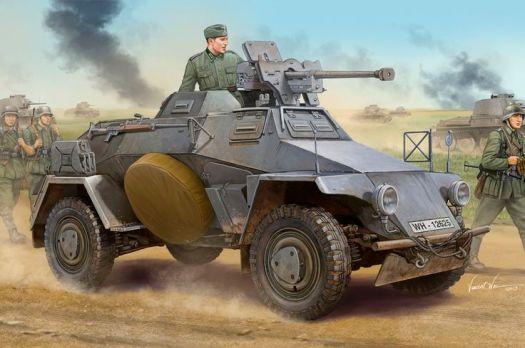 sdkfz 221 panzerbuesche
