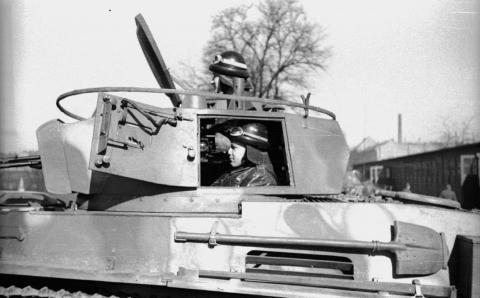 toldi hungarian tank turret detail