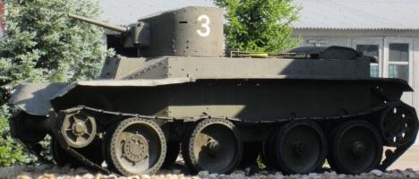 bt-2 museo kubinka