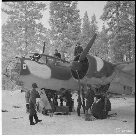 Do-17Z-2 ilmavoimat sa-kuva