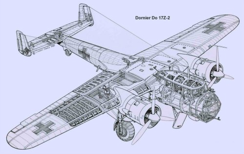 dornier do-17z2
