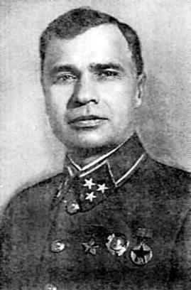 kirponos, mikhail petrovich