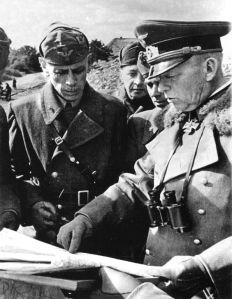 Kleist briefings Italian allies