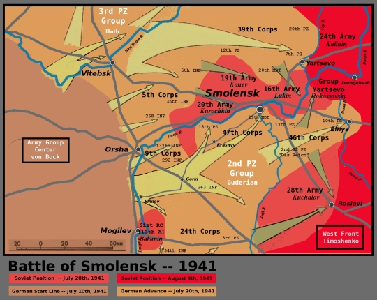 Smolensk operation july41