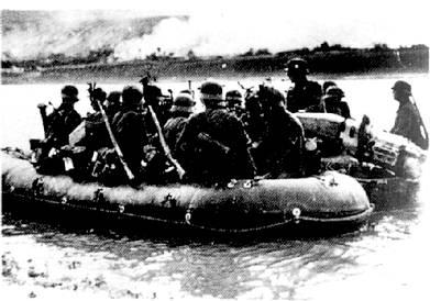 rio bug cruce botes