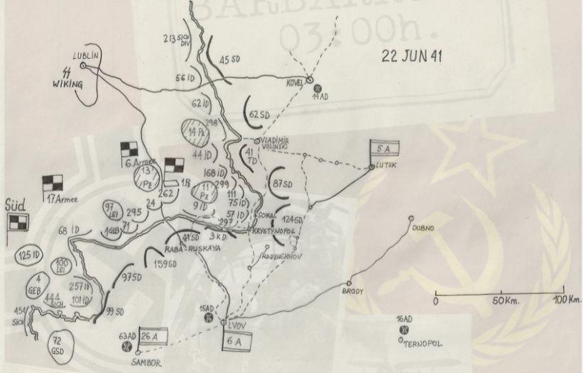 mapa-heeresgruppe-sud