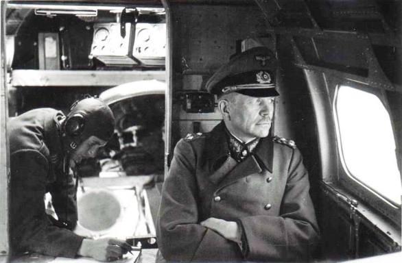 Guderian aboard