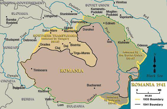 rumania 1933-1944