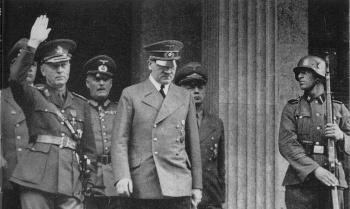 hitler y antonescu munich 10 junio 1941