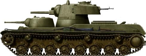smk precursor del KV-1