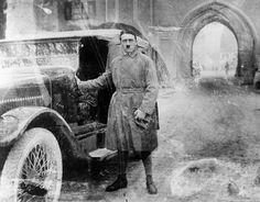 Hitler liberado prisión landesberg