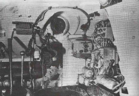 radio post t-34