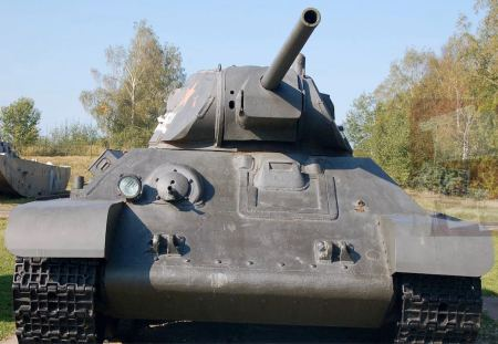 t-34 kubinka