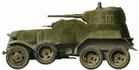 BA-10 3 cuerpo mecanizado