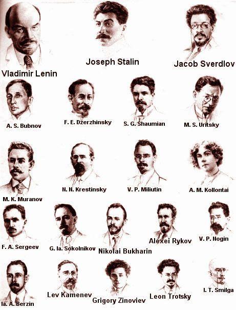 bolcheviques 1917