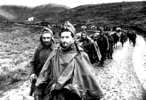 Greek troops 1940