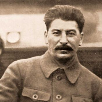 Stalin young
