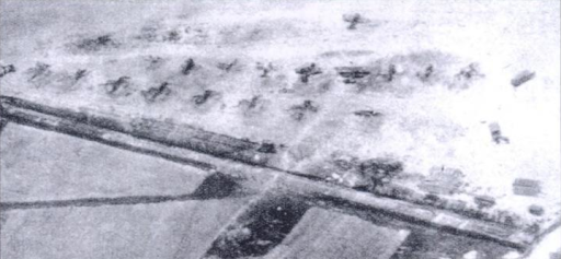 bombed out aerodrome