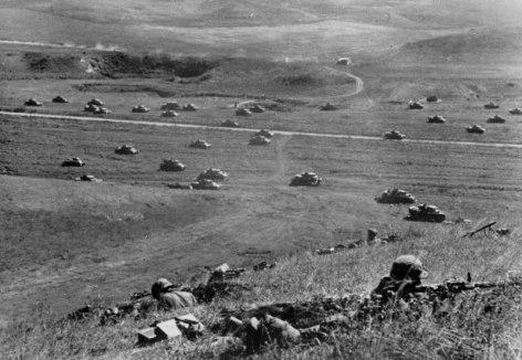 Panzer III en masse