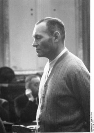 Hoepner in Volksgerichtshof
