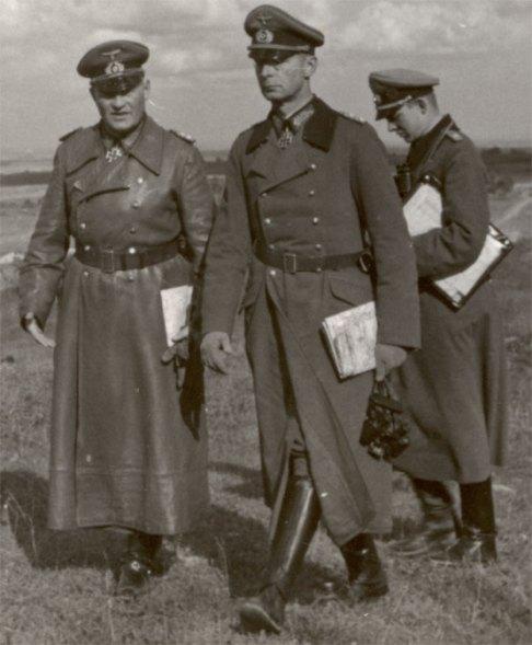 Hoepner, Reinhardt, von Schoen Angerer