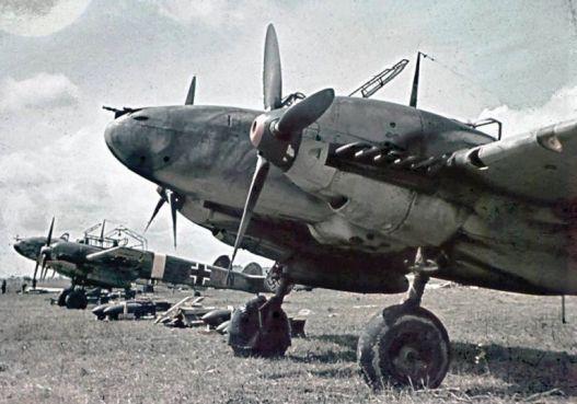 bf-110-Bf-110 del 5.:SKG 210 Kotelnikovo S9+CN