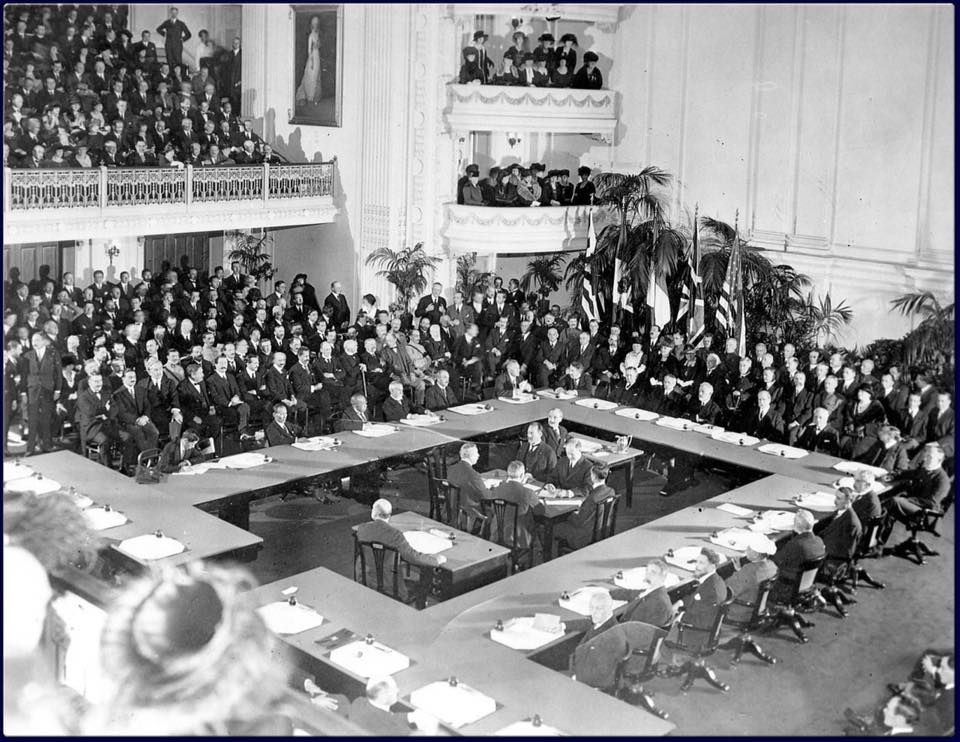 versalles tratado-28 jun 1919