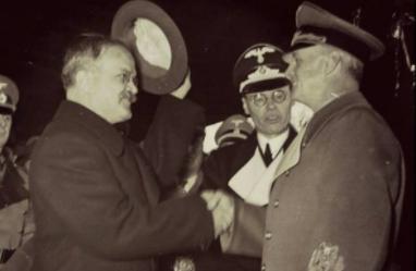 molotov ribbentrop berlin 12 nov 1940