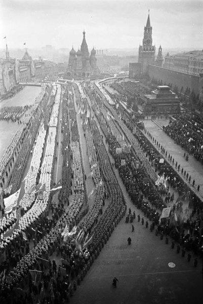 plaza roja-desfile-1940