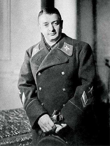 Marshall Tukhachevskii